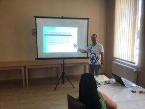 Csoportmunkában történő együttműködés fejlesztés csapatépítő tréning keretében - 2019.06.26. - Szabadszentkirály #2