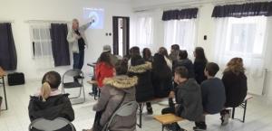 Drogprevenciós előadás és klubfoglalkozások - 2018.10.19. - Sumony #1
