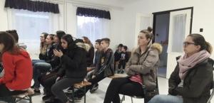Drogprevenciós előadás és klubfoglalkozások - 2018.10.19. - Sumony #3