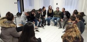 Drogprevenciós előadás és klubfoglalkozások - 2018.10.19. - Sumony #4