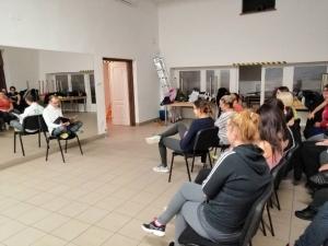 Életmód-sport klub létrehozása - 2019.01.28. - Királyegyháza #2