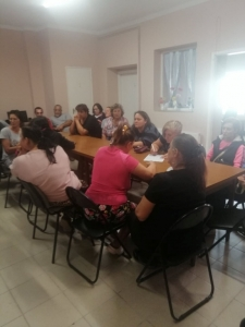 Előzetes és foglalkozási szocializáció tréning keretében a munkaszocializáció megszerzésért - 2019.10.21. - Királyegyháza #3