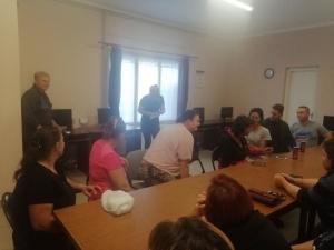 Előzetes és foglalkozási szocializáció tréning keretében a munkaszocializáció megszerzésért - 2019.10.21. - Királyegyháza #4