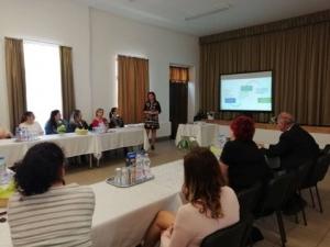 Hátrányos helyzetűeket támogató szervezet fejlesztése workshop keretében - 2019.04.09. - Királyegyháza #3