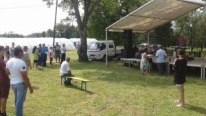 Helyi nemzeti etnikai és kisebbségi kultúrát bemutató program - Sumony - 2018. 08. 11. #5