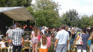 Helyi nemzeti etnikai és kisebbségi kultúrát bemutató program - Sumony - 2018. 08. 11. #10