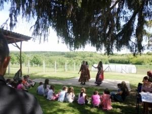Helyi nemzetiségek zenék és kultúrák bemutatkozása, népszerűsítése - 2019.05.11. - Velény #1