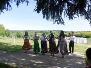 Helyi nemzetiségek zenék és kultúrák bemutatkozása, népszerűsítése - 2019.05.11. - Velény #6