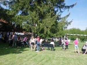 Helyi nemzetiségek zenék és kultúrák bemutatkozása, népszerűsítése - 2019.05.11. - Velény #5