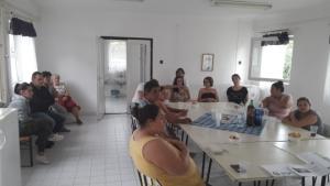 Kapcsoltam - helyi közösség erősítő program a HEEFT alapján - 2019.07.26. - Gyöngyfa #4