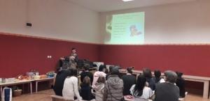 Kisgyermekes családok részére egészséges táplálkozást bemutató program - 2019.02.01. - Sumony #3