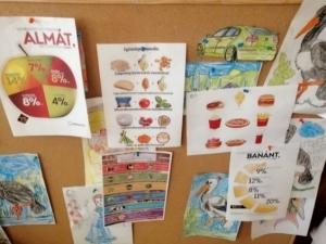 Kisgyermekes családok részére egészséges táplálkozást bemutató program - 2019.04.02. - Királyegyháza #1