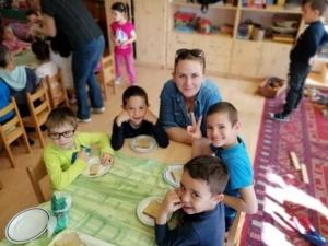 Kisgyermekes családok részére egészséges táplálkozást bemutató program - 2019.04.02. - Királyegyháza #4
