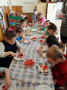 Kisgyermekes családok részére egészséges táplálkozást bemutató program - 2019.04.02. - Királyegyháza #7