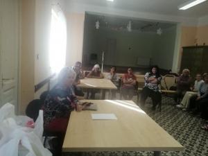 Munkaerőbázis fejlesztés - képességfejlesztő programsorozat keretében - 2019.10.22. - Királyegyháza #3