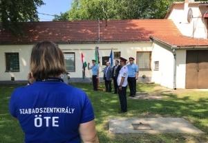 Önkéntesek toborzása, felkészítése, segítése - 2019.06.27. - Szabadszentkirály #1