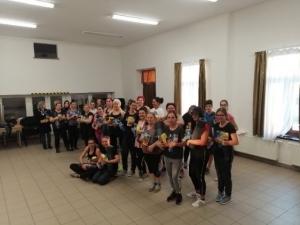 Sportágválasztó közösségi szabadidősport rendezvény - 2019.04.01. - Királyegyháza #2